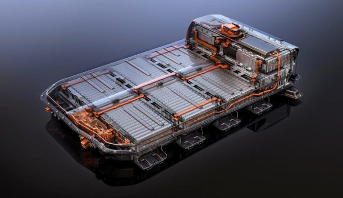 Chevrolet Bolt Battery Pack