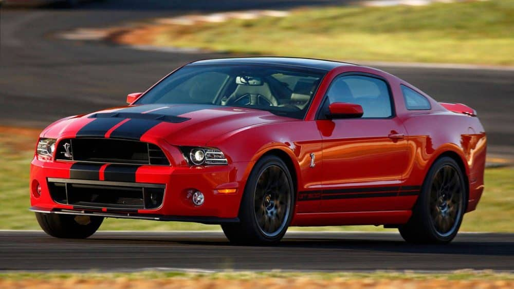 2013 Muscle Cars