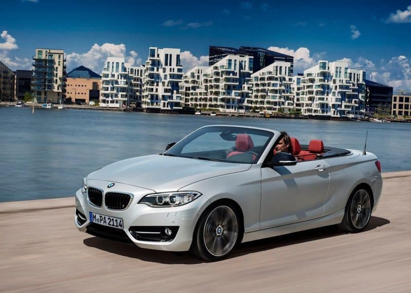 2014 bmw 2 series convertible