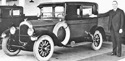 History of Chrysler 1