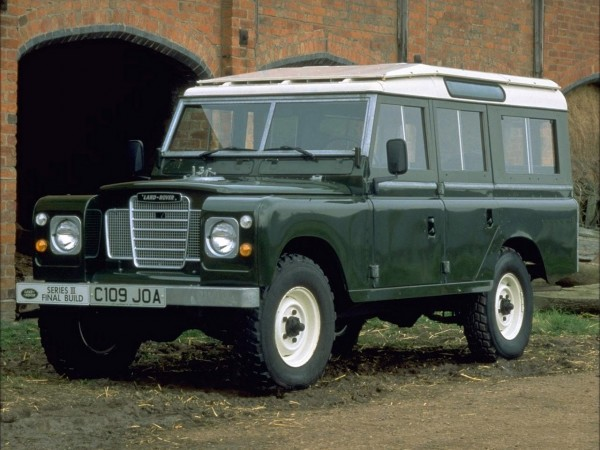History Of Land Rover 2