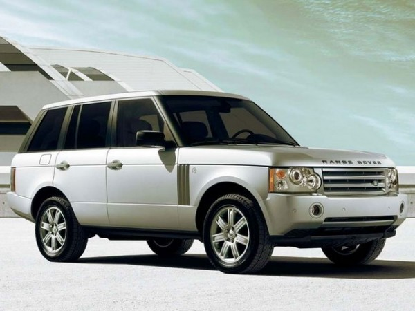 History Of Land Rover 3