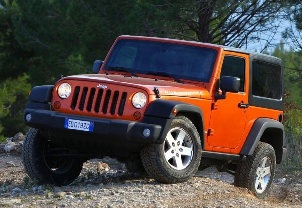 Jeep Wrangler Unlimited Colors 2