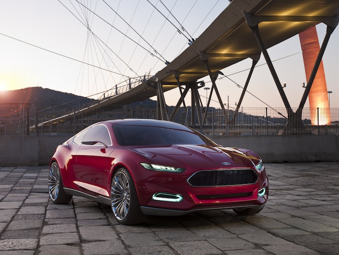 We'll get the 2015 Ford Mustang Turbo
