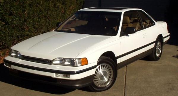 History of Acura 1