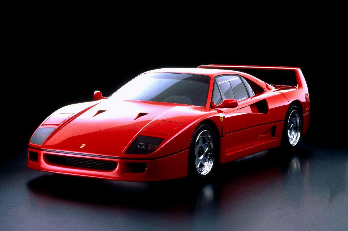 The History of Ferrari S.p.A.