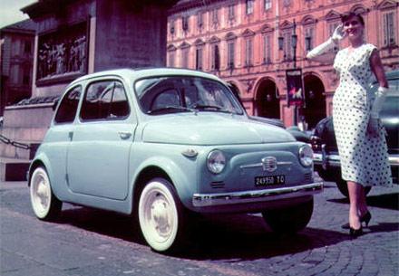History Of Fiat SpA 1