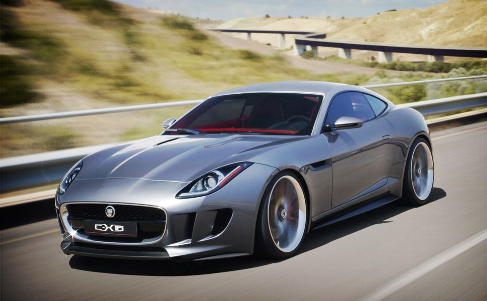 jaguar c x16 categories production cars