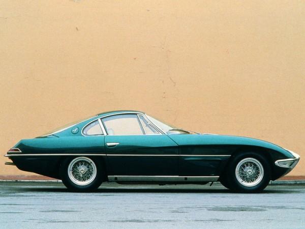 History Of Lamborghini 1
