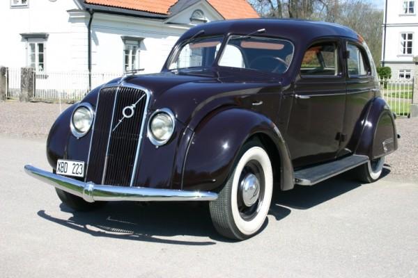History Of Volvo 1