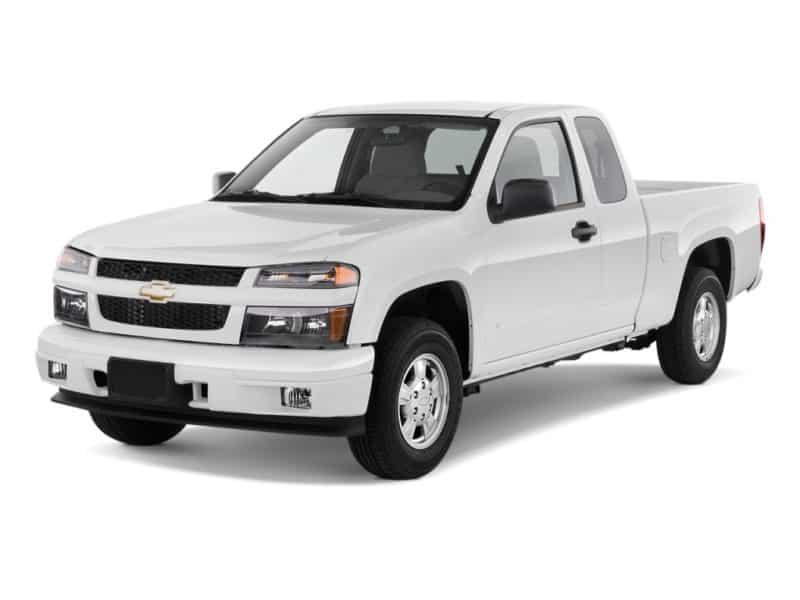 2011 Chevrolet Colorado 2WD