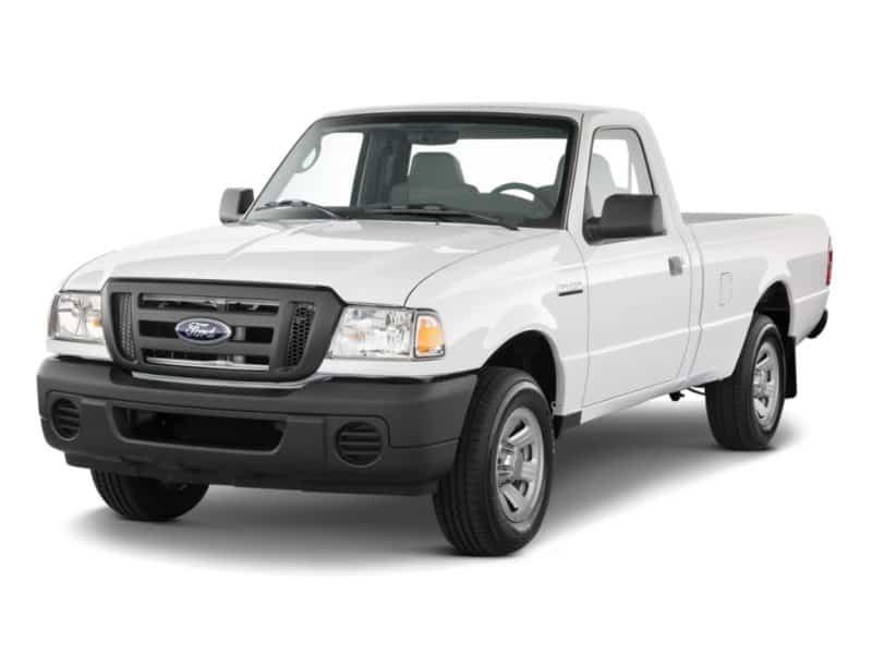 2011 Ford Ranger 2WD