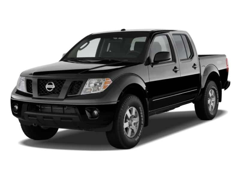 2011 Nissan Frontier 2WD