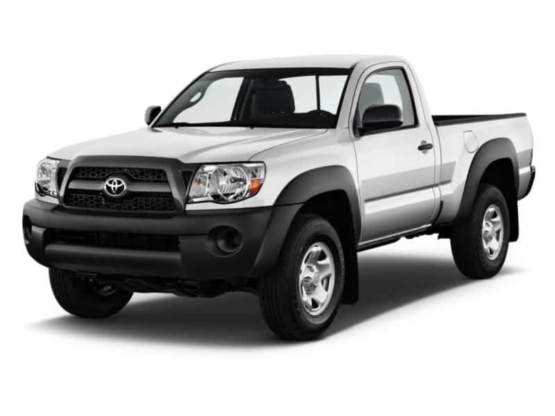 2011 Toyota Tacoma 2WD