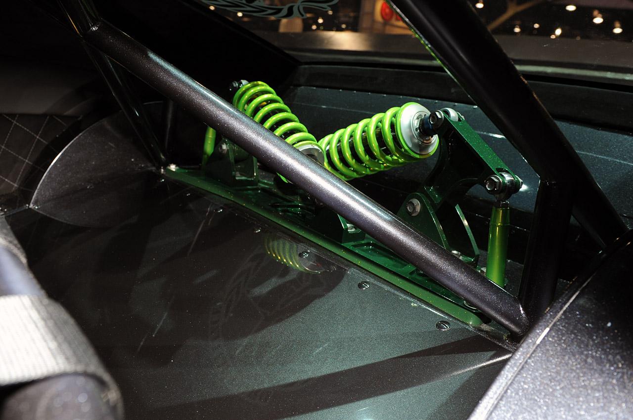 Mustang RTR-X 3