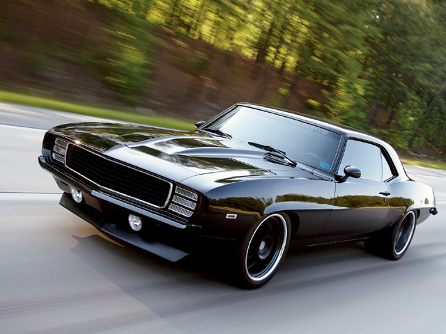 Build Your Ultimate Muscle Car