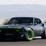 The 1969 Ford Mustang RTR-X