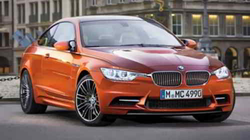 2013-BMW-M4-rumors-on-the-new-version