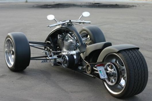 Tri Rod Trike 2