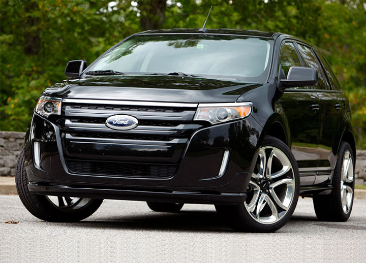 2013 Ford Edge has Improved Yet Again