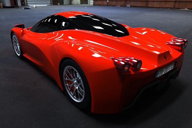2013 Ferrari Enzo Hybrid Autowise
