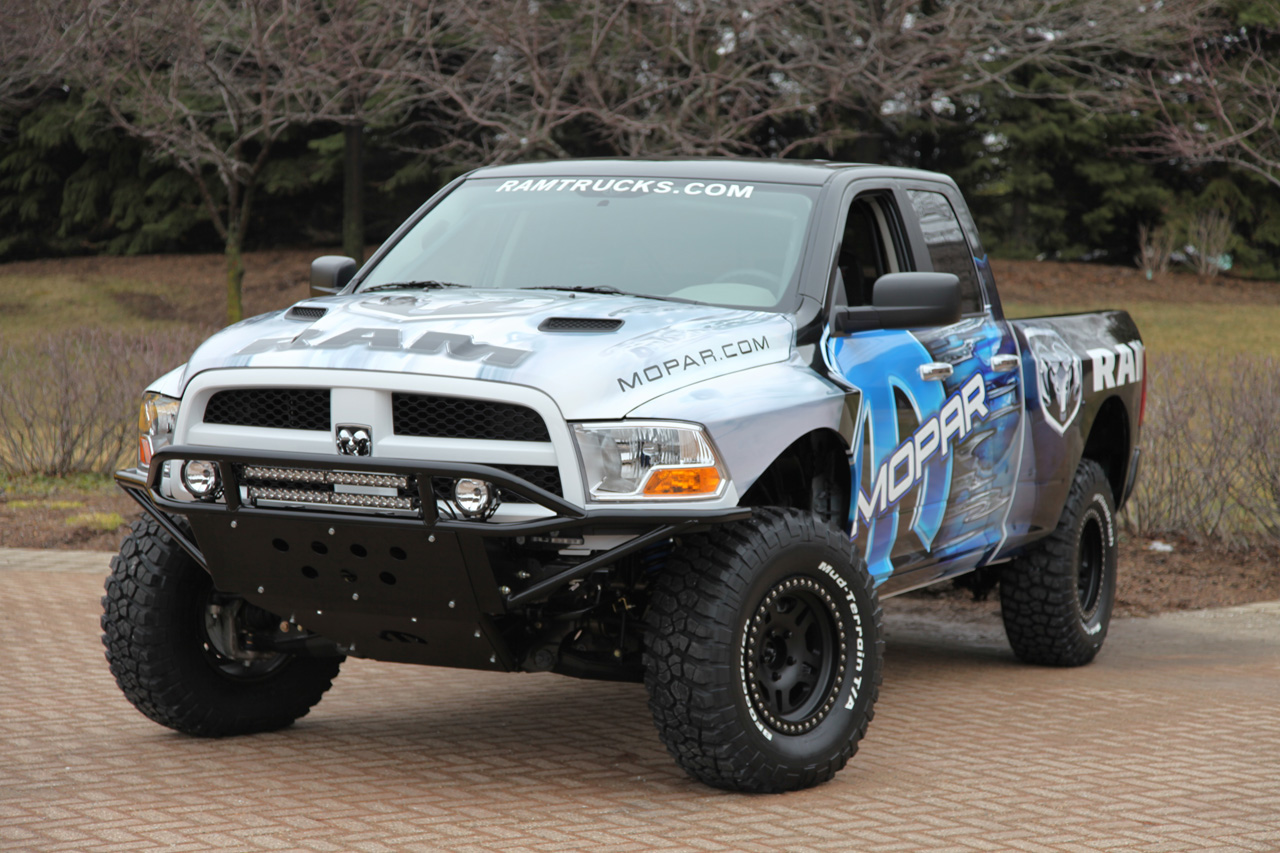 Dodge Ram Runner >> The 2012 Dodge Ram Runner