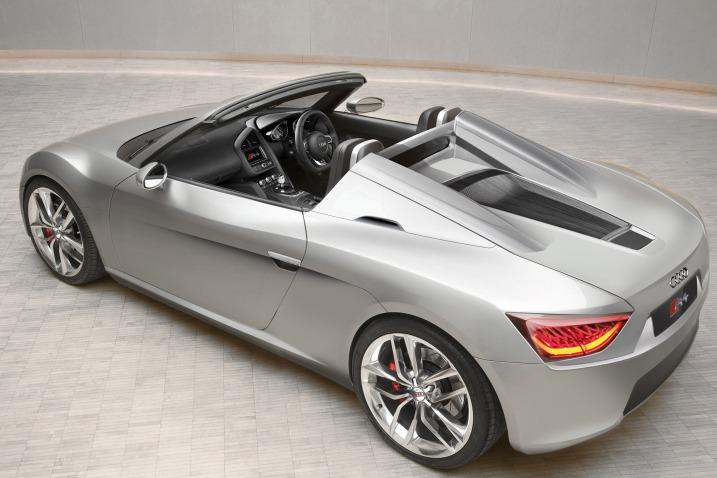 2015 Audi R4 - GearHeads.org