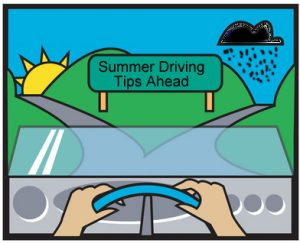 summer driving tips at autowise.com