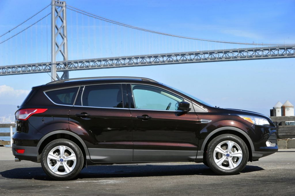 2013 ford escape recalled for third time this time. Black Bedroom Furniture Sets. Home Design Ideas