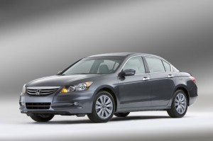 A 2012 Honda Accord