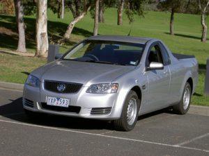 2013 Holden Ute LPG