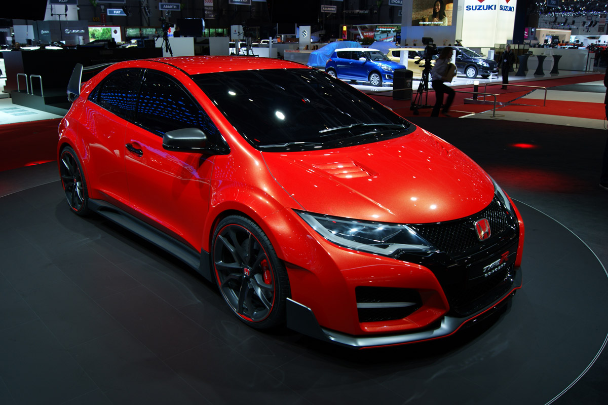 the 2015 honda civic type r europe 39 s new toy. Black Bedroom Furniture Sets. Home Design Ideas