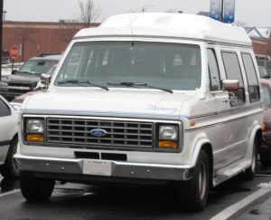Ford econoline conversion