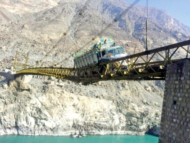 Alam Bridge (Pakistan)