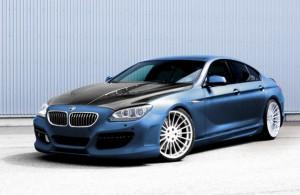BMW 4dr 6 Series hamann Kit