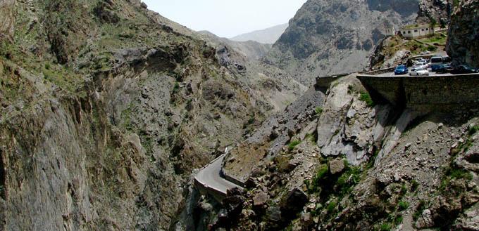 Kabul to Jalalabad Road (Afghanistan)