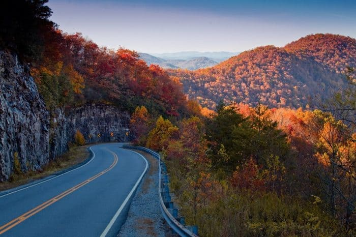 Russell–Brasstown Scenic Byway