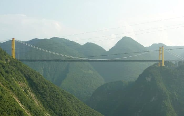 Sidu River Bridge (China)