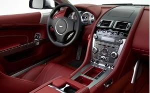 DB9 Aston Martin 2013