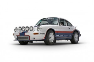 911 porsche rally car 1984