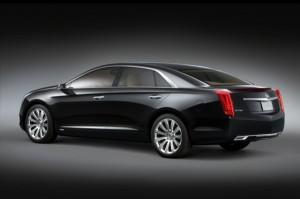 2013 Cadillac XTS Livery Car