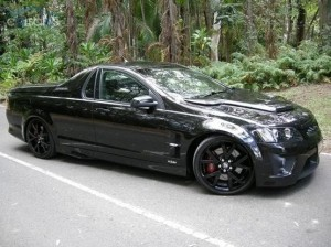 Holden Ute SS