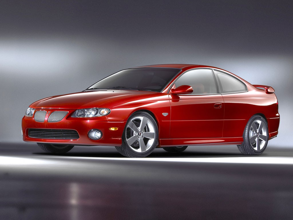 The Car that Killed Pontiac: The 2004-2006 GTO