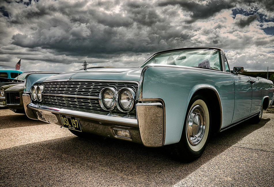 Top 7 Classic American Cars