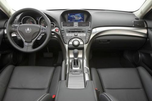 2013 Acura TL, Acura TL Interior, 2013 TL interior