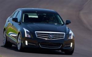 ATS Cadillac 2013