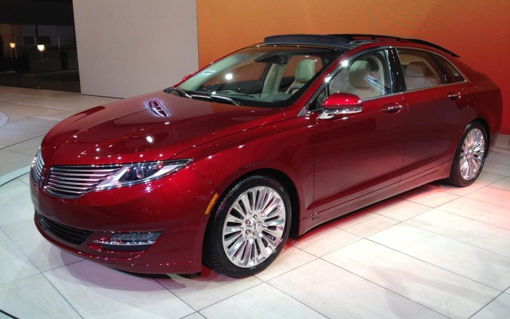 2013 lincoln mkz the new ford fusion. Black Bedroom Furniture Sets. Home Design Ideas