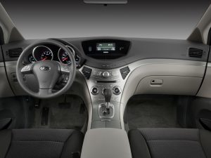 Subaru Tribeca Interior, 2013 Subaru Tribeca