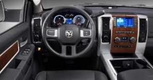2012 Dodge Ram 1500 Interior