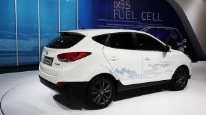 Hyundai Fuel Cell ix35